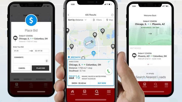 Drive XPO Mobile App