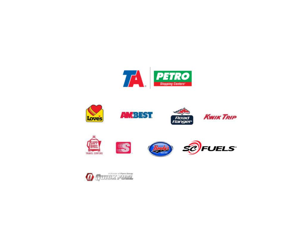 Fuel Card Vendors