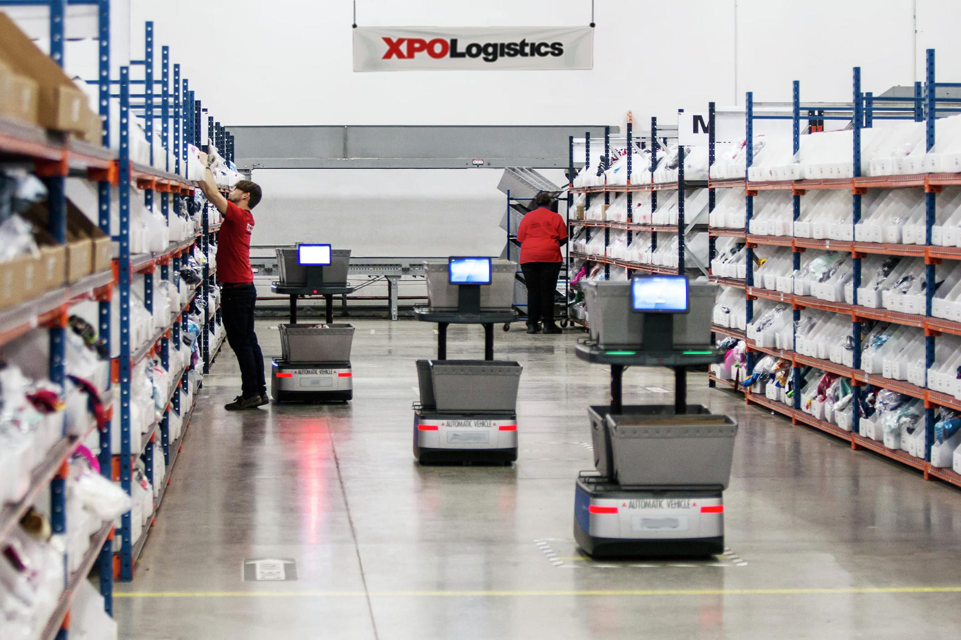 XPO co-bots