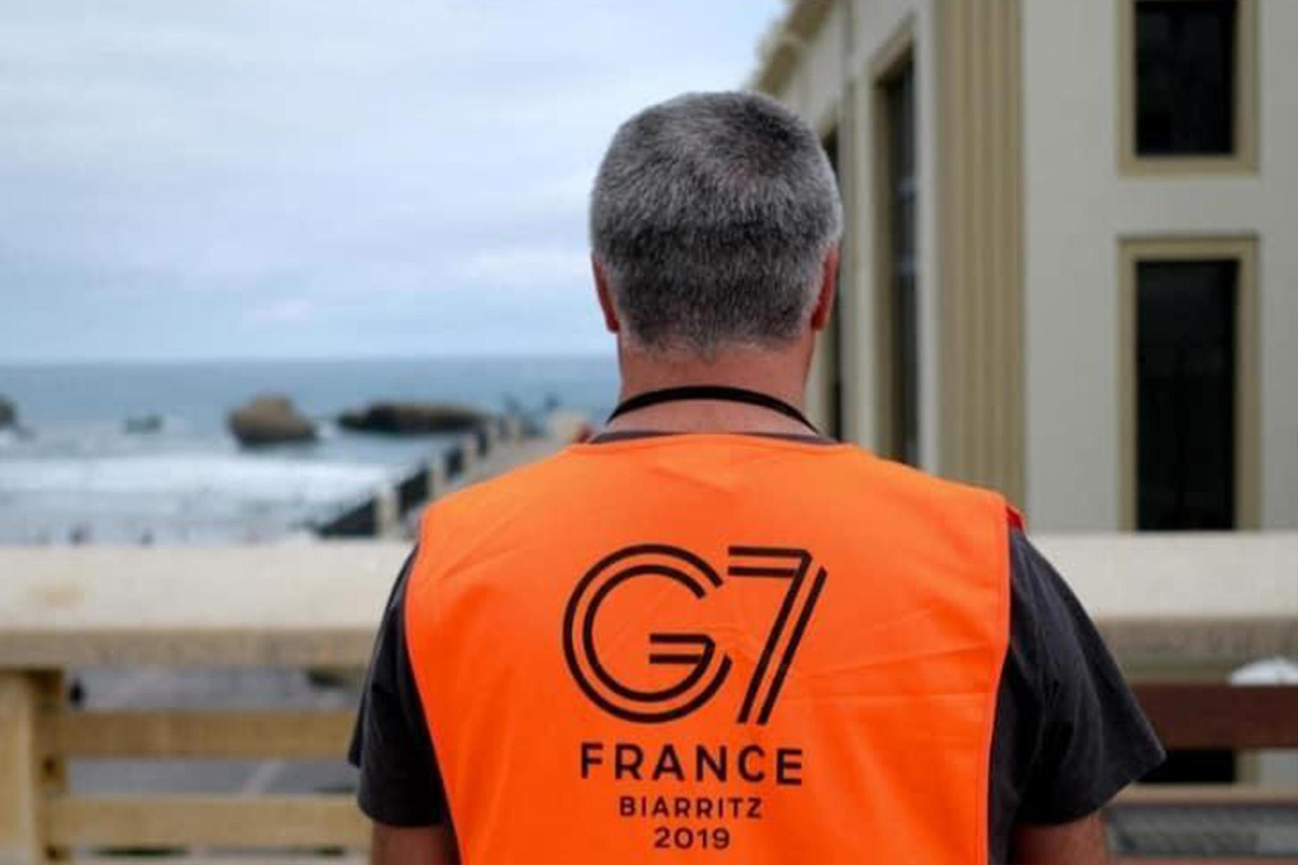 Events Logistics - XPO G7 Biarritz