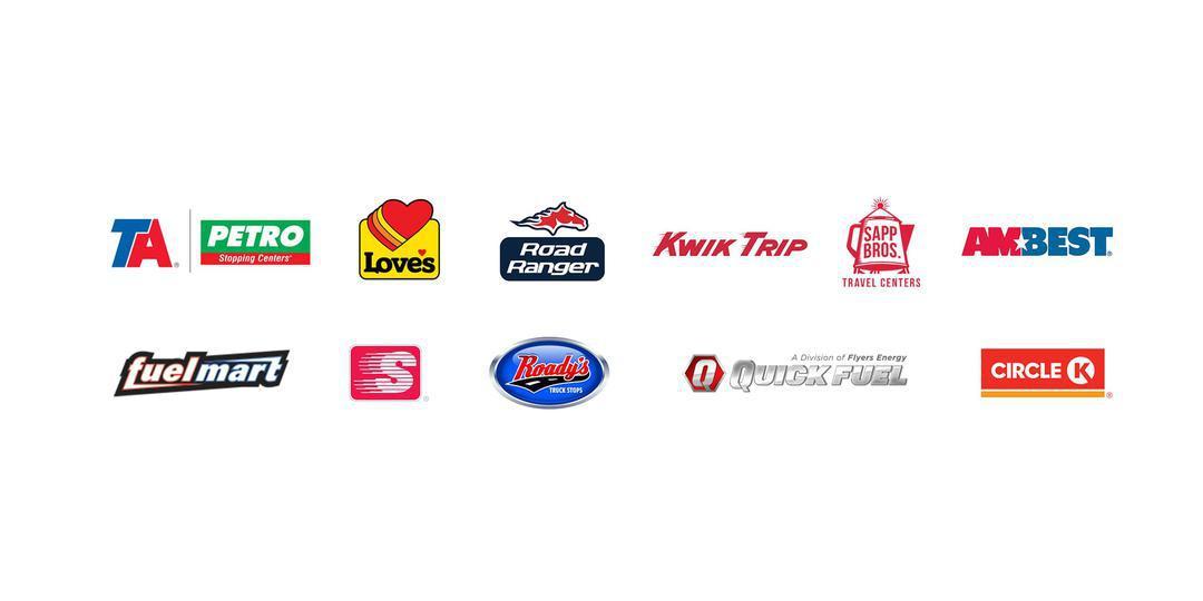 XPO Fuel Card Vendors