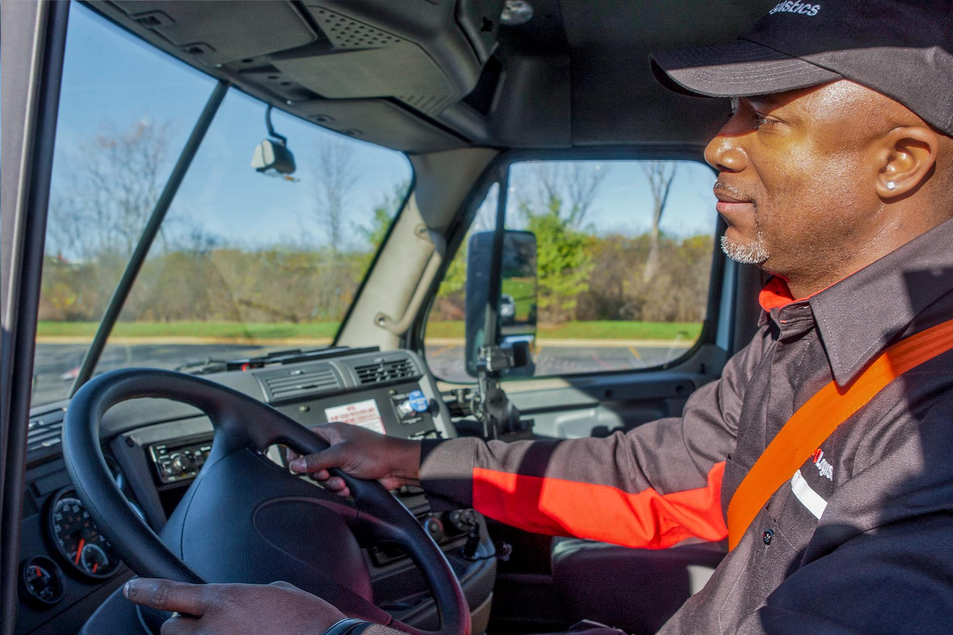 Managed Transportation - LTL Driver