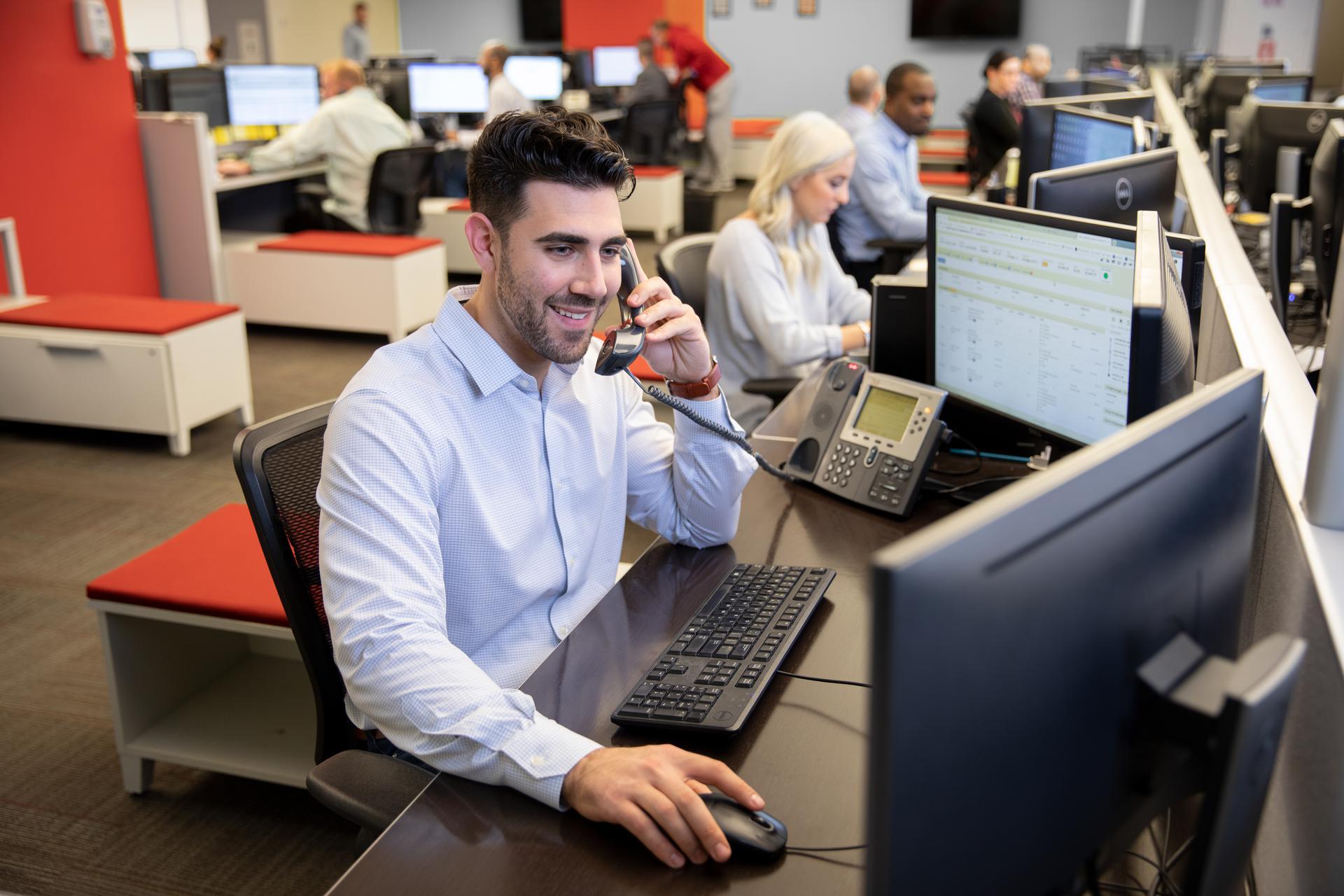 XPO Employee Checking