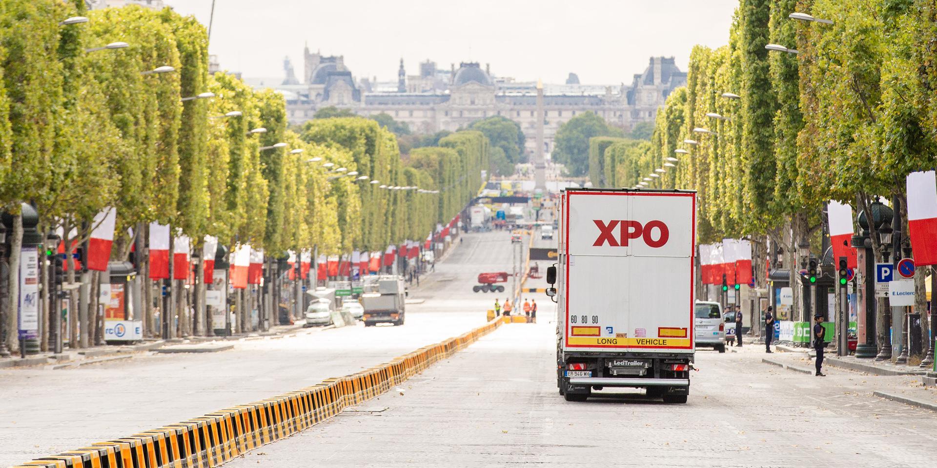 XPO event transportation