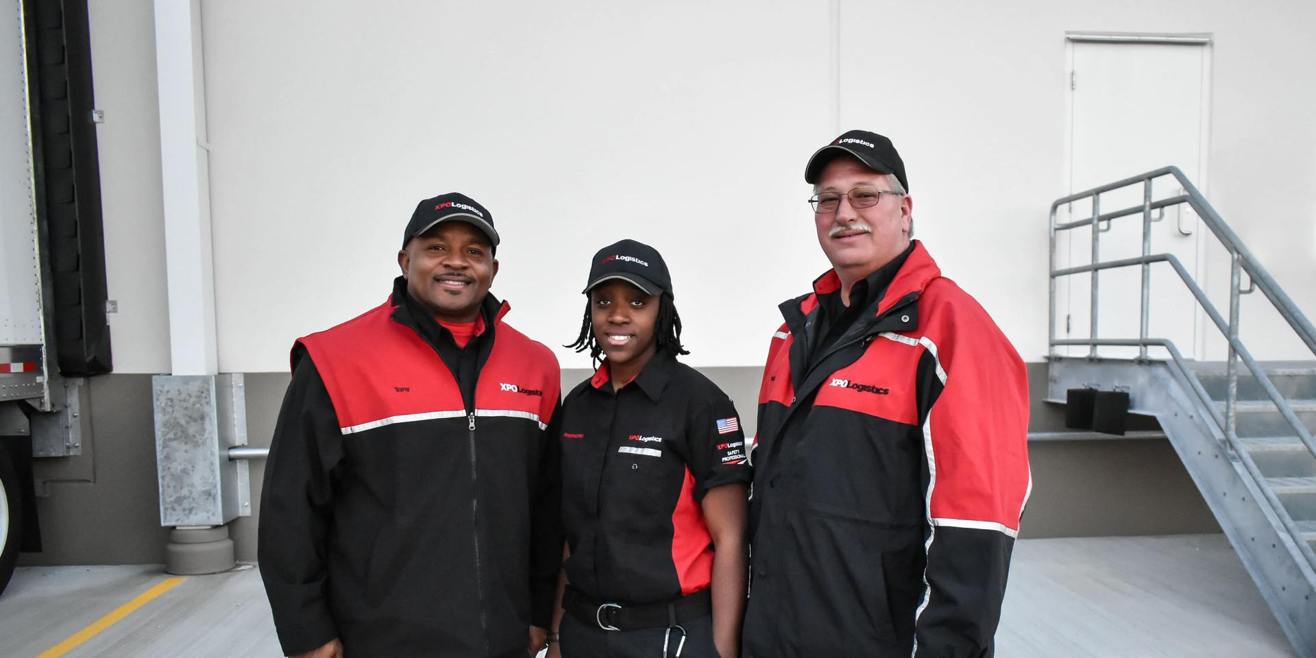 XPO driver group