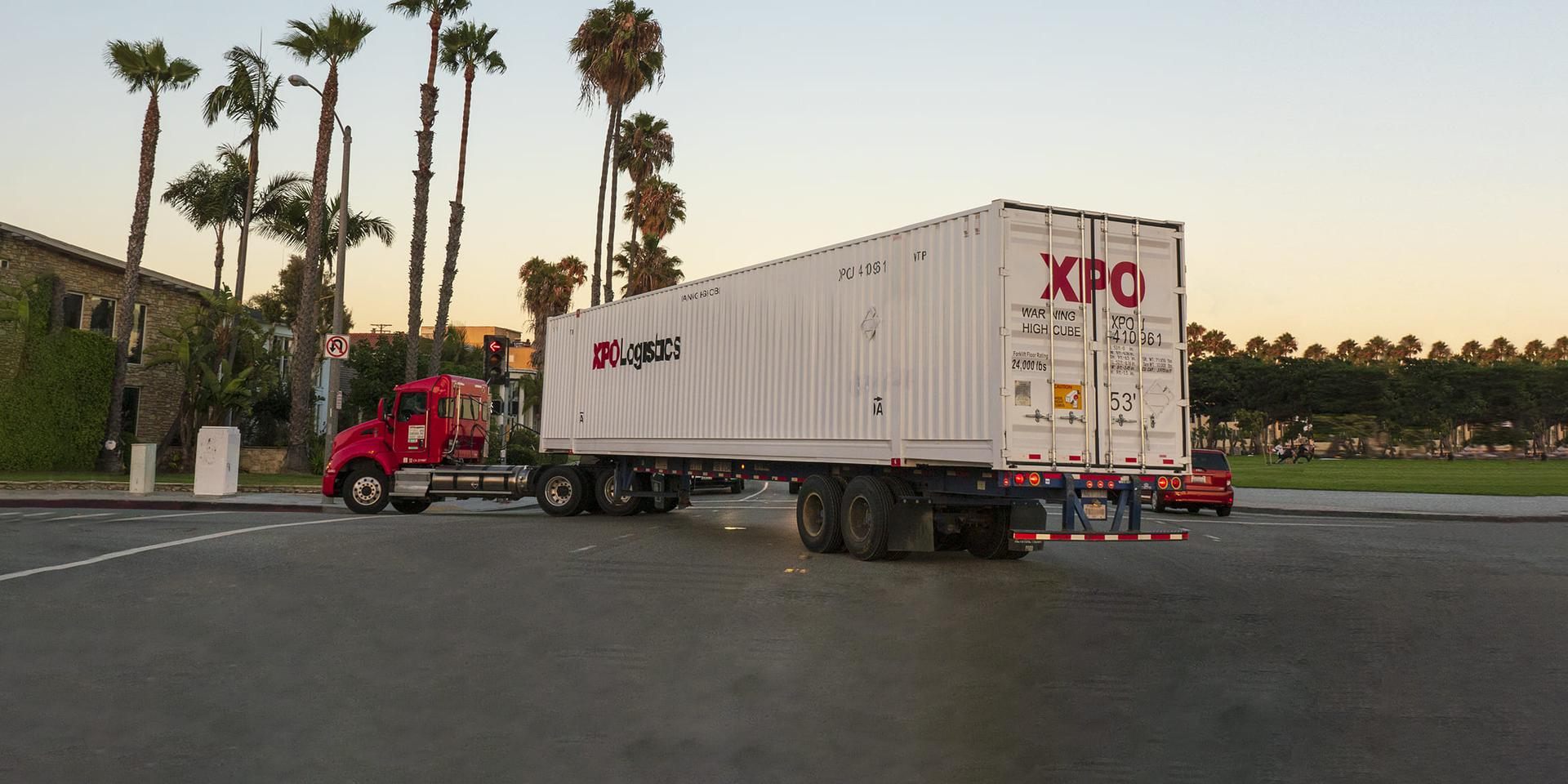 Independent Owner-Operators | XPO Logistics