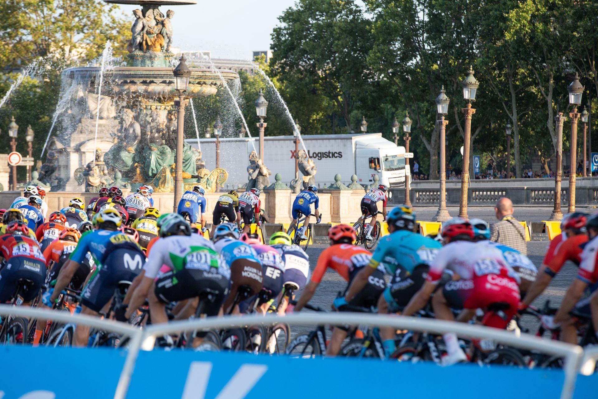 40th Tour de France