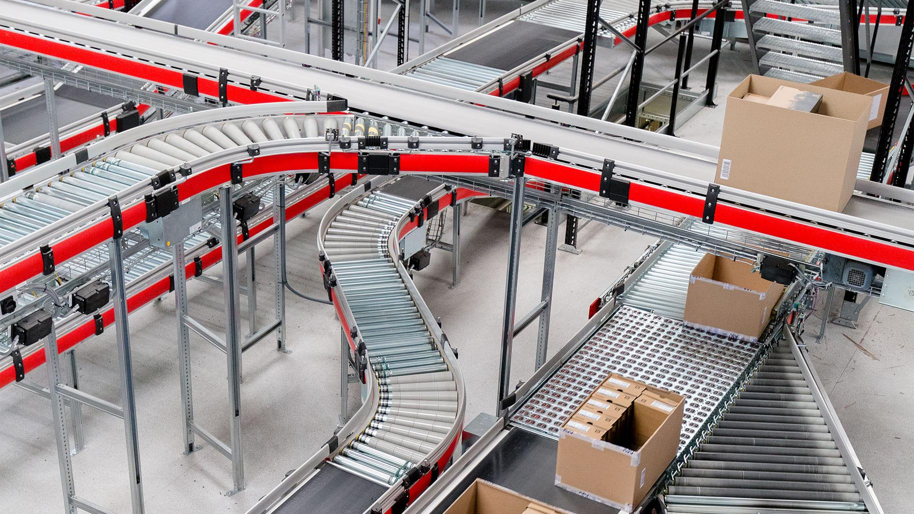 XPO conveyors 16x27