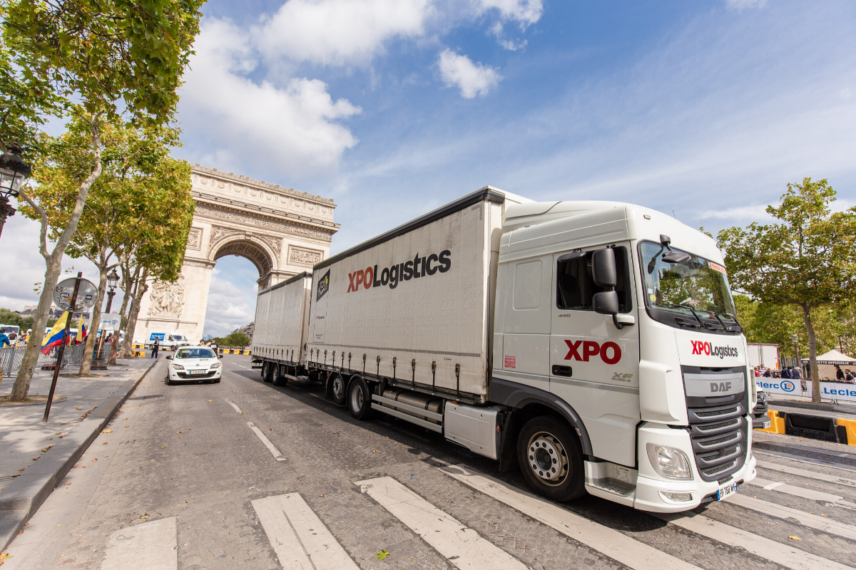 XPO event transportation