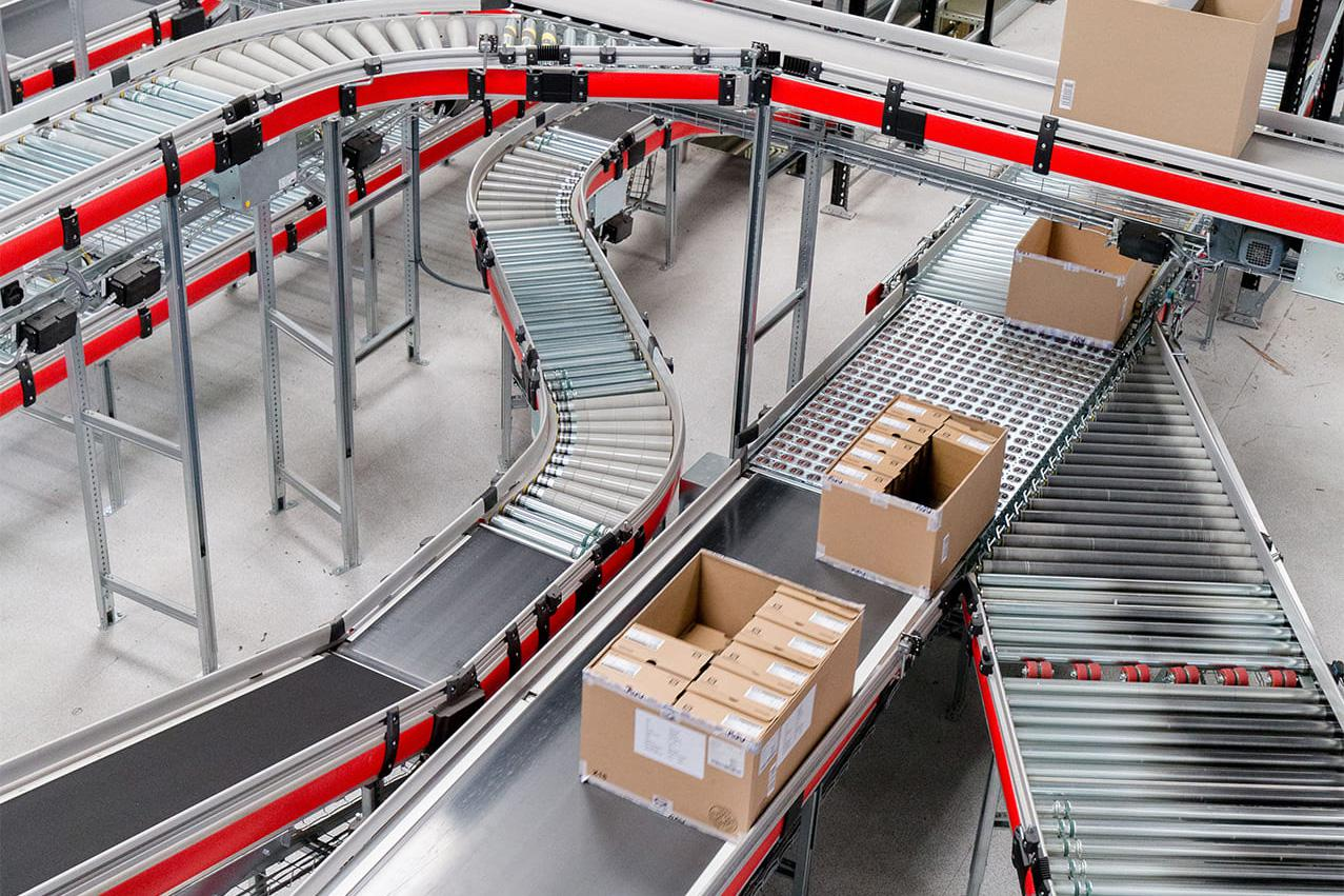 XPO conveyors