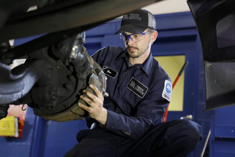TA Truck Service Maintenance