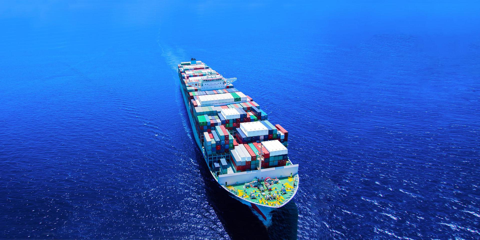 XPO ocean and containers