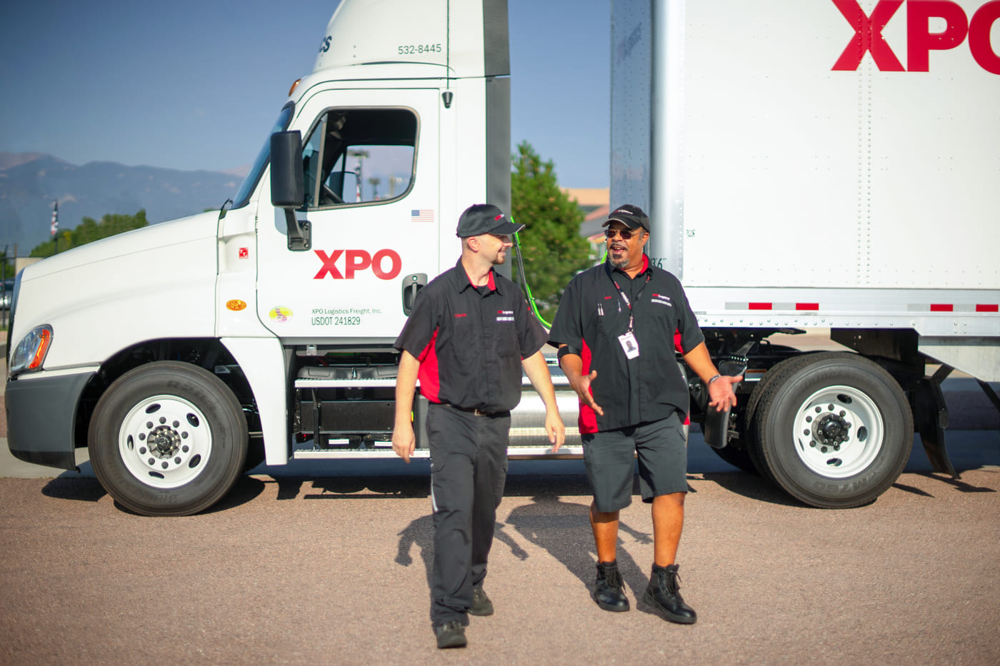 XPO LTL Drivers