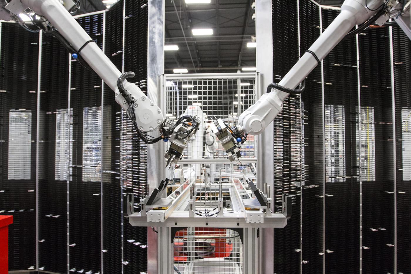 XPO Robot Arms