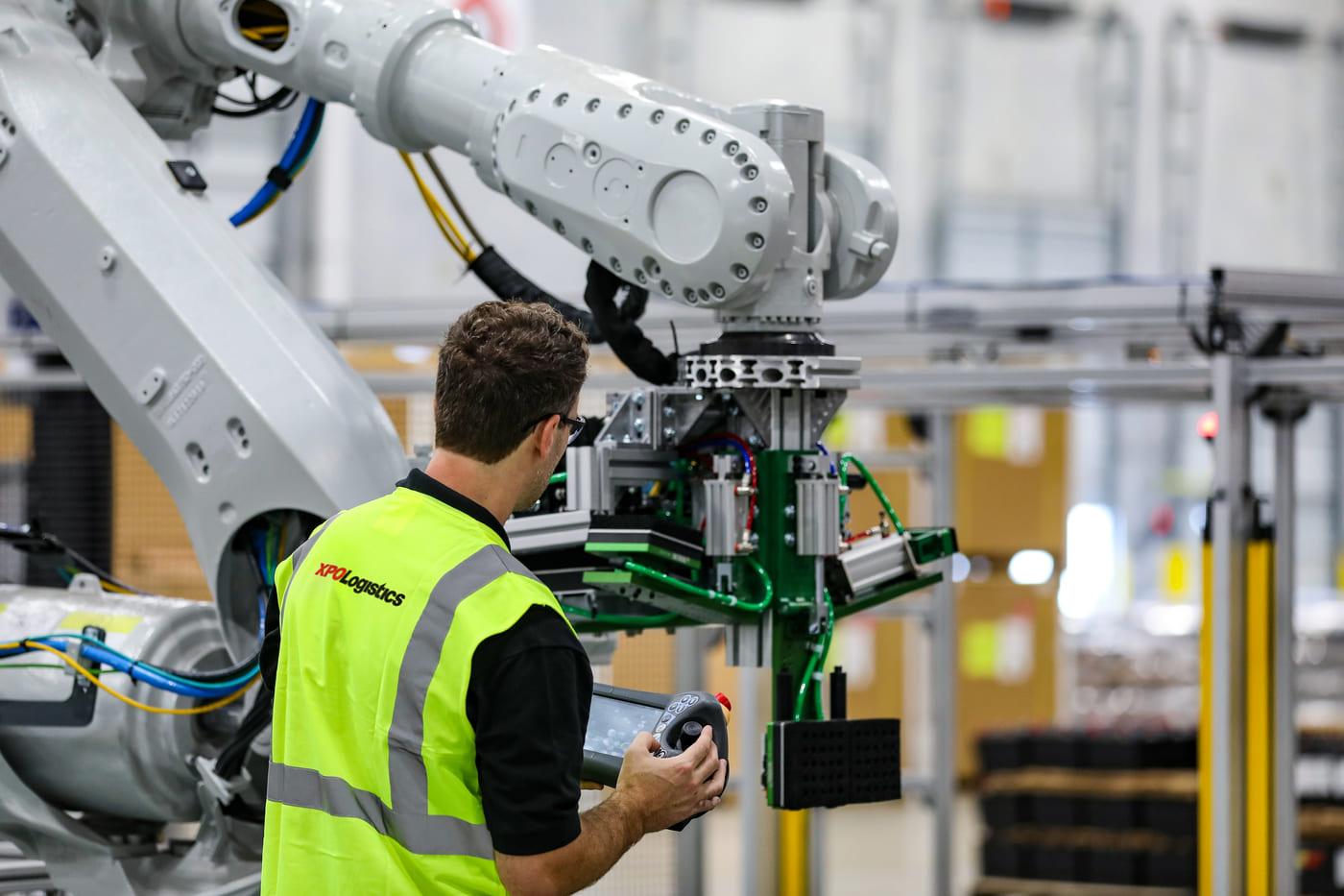 XPO Robot Operator