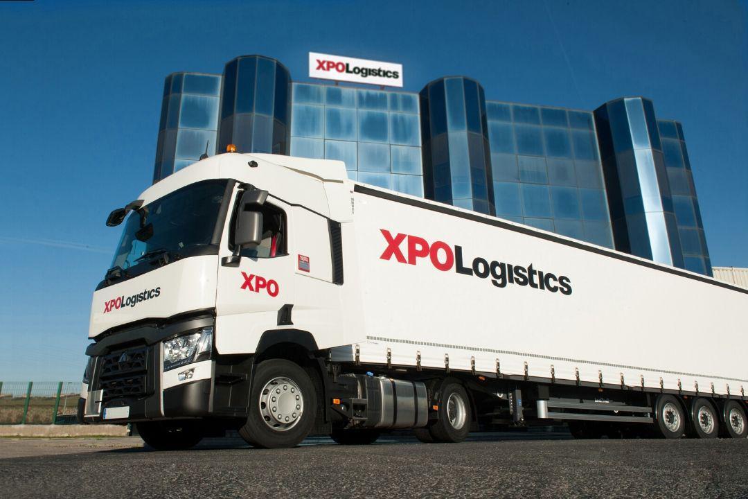XPO Spanish Truck