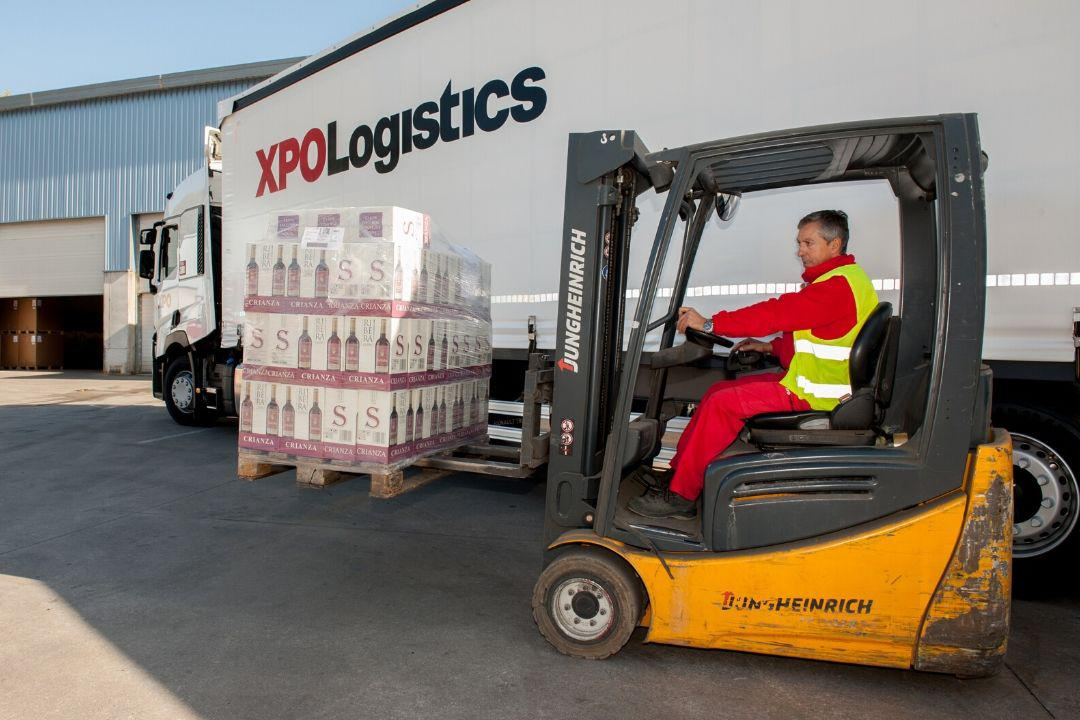 XPO Forklift Driver