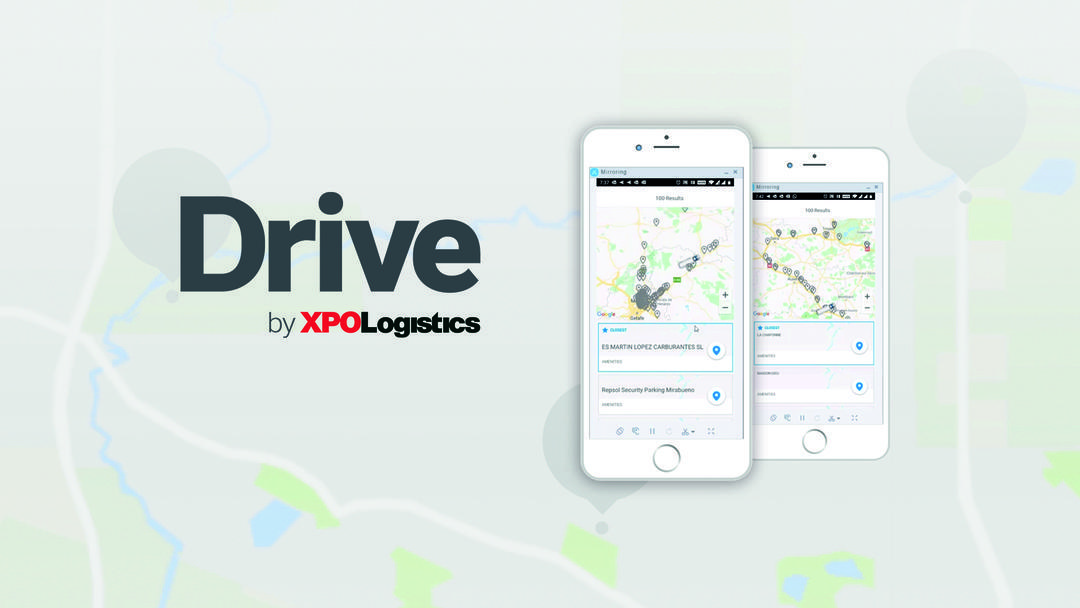 Drive XPO app