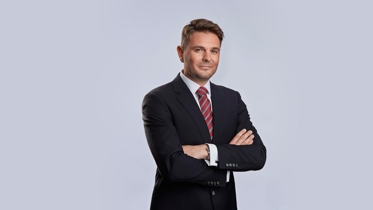 Arron Kendall, Sales and Marketing Director - Europe