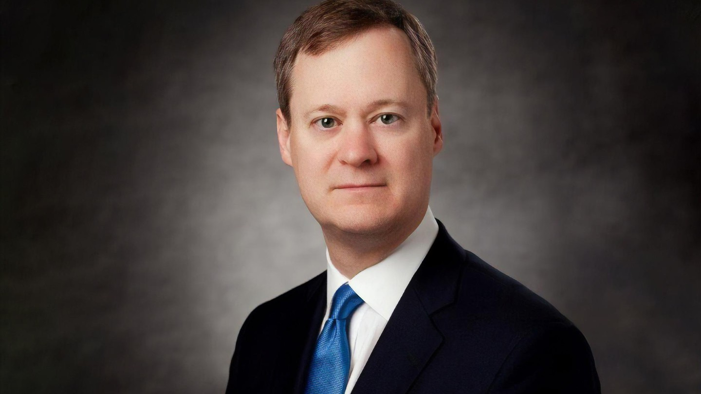 David Wyshner, newly appointed CFO of XPO Logistics