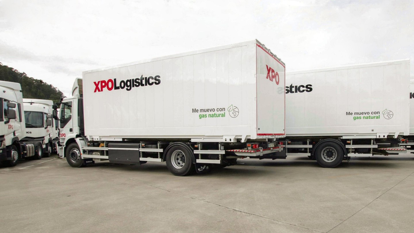 XPO Joins Lean & Green in Spain