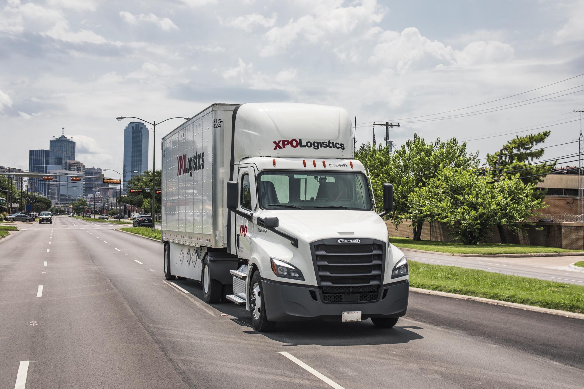 XPO truck
