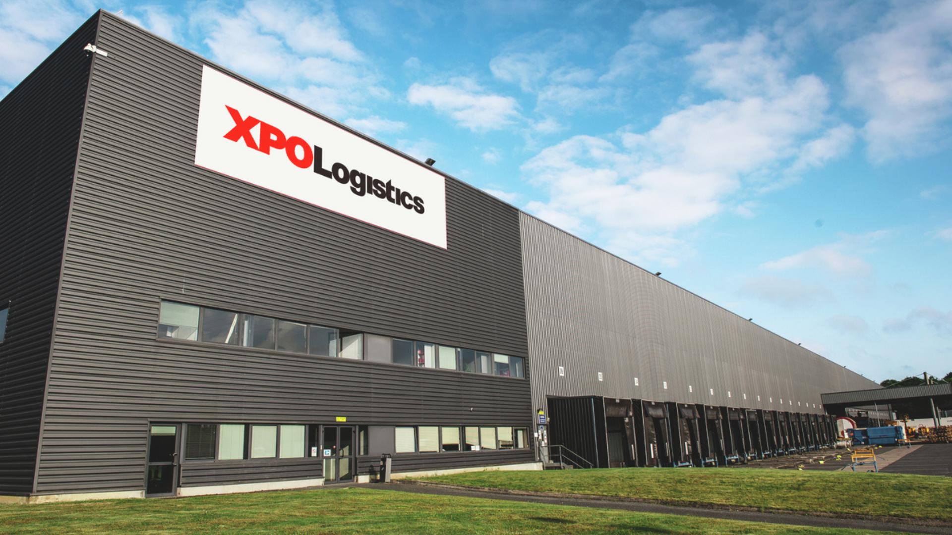 XPO warehouse