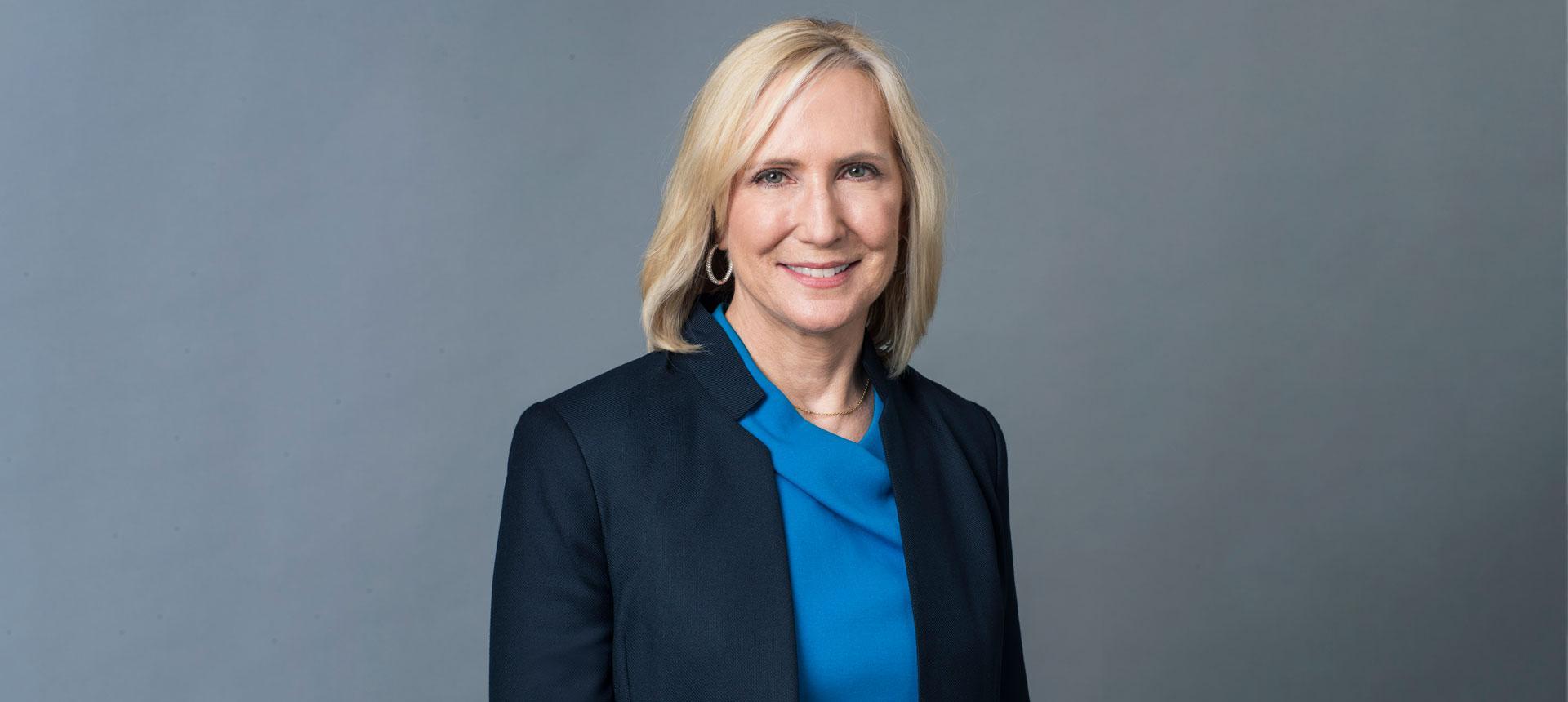 Paula Pagliaroni, VP, Compensation and Benefits