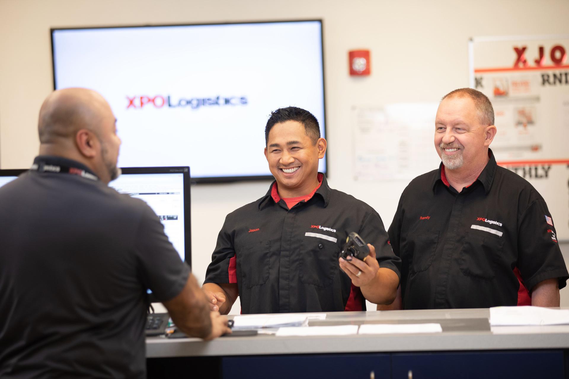 XPO employees