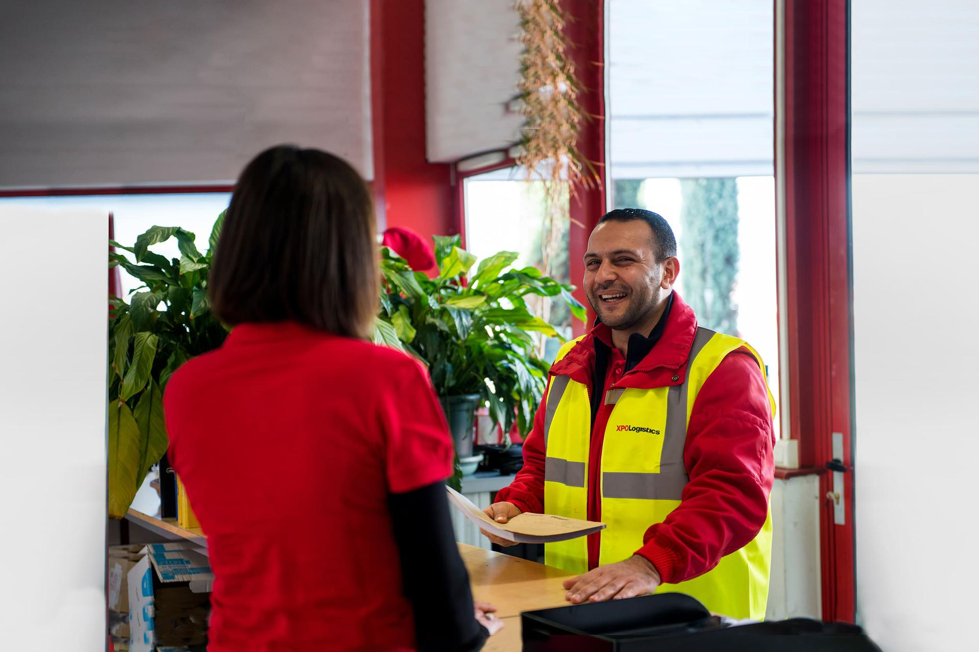 Work with Us | XPO Logistics